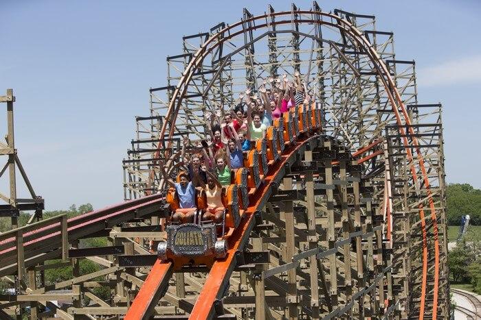 Goliath Six Flags