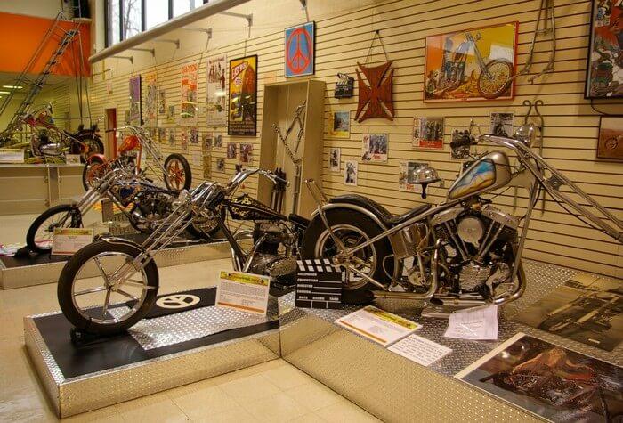 Motorcycle Pedia Museum