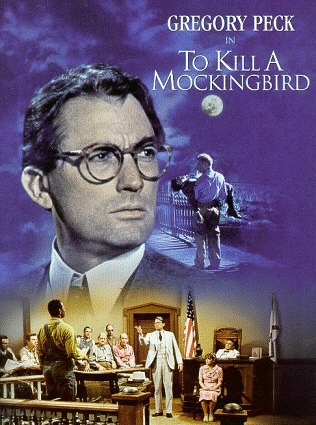 Affiche film To kill a Mockingbird