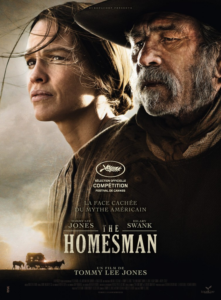Affiche film The Homesman