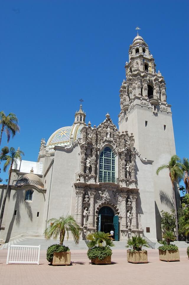 california-tower