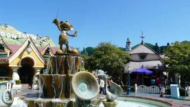 Disneyland Anaheim Los Angeles