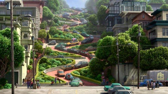 Vice Versa Disney, Pixar
