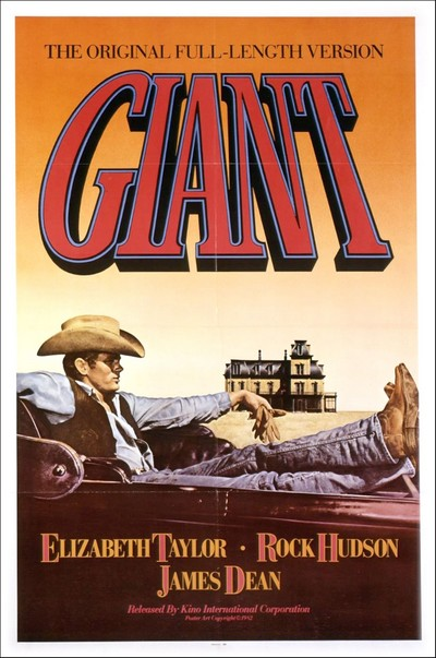 Affiche film Giant