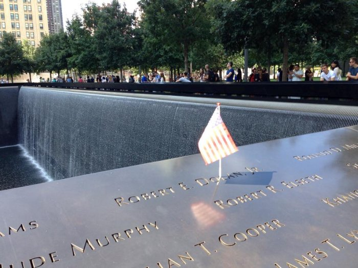 Memorial 11 septembre New York
