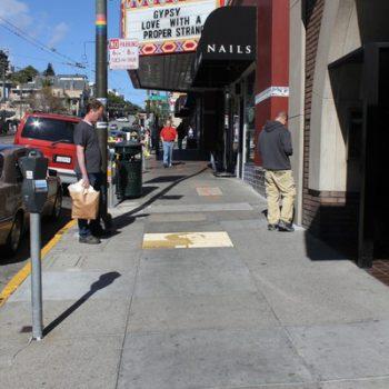 Rainbow Honor Walk Castro San Francisco