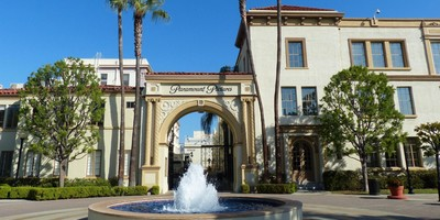 Paramount Studio Los Angeles