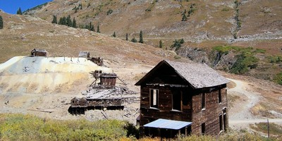 Animas Forks Ghost Town