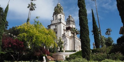 Hearst Castle Californie