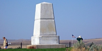 Little Bighorn Battlefield Montana