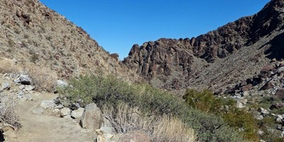 Tahquitz Canyon Californie
