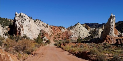 Cottonwood Canyon Road Utah
