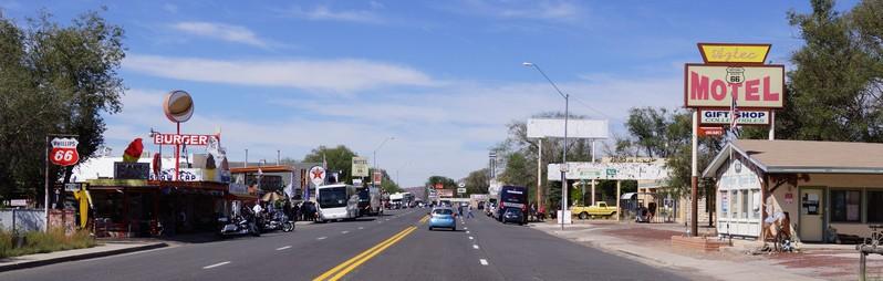 Visiter la Route 66 aux USA
