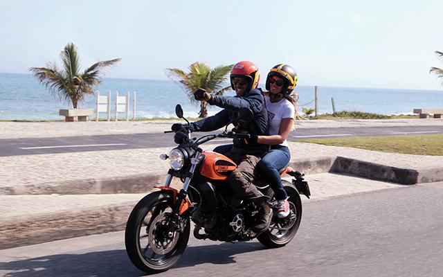 Découverte des USA à moto