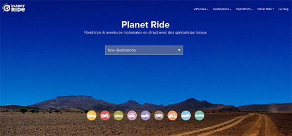 Planet Ride