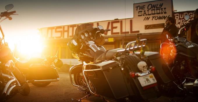moto de location