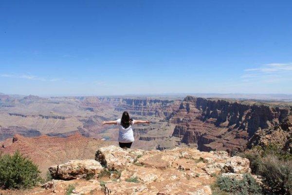 Pleinitude au Grand Canyon
