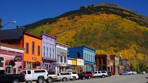 Automne Colorado