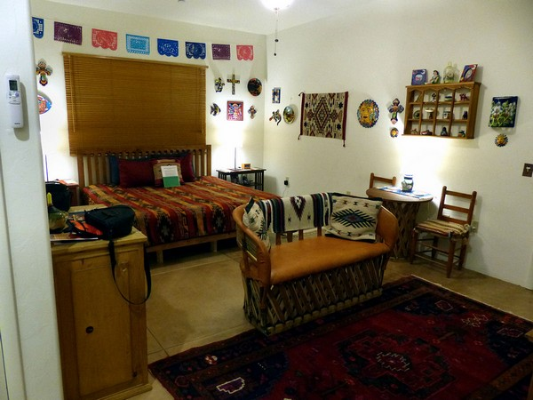 Bed1Brekfast Cat Mountain Lodge Tucson Arizona