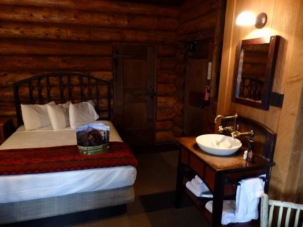 Lodge Yellowstone NP
