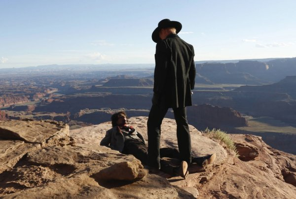 Image série Westworld
