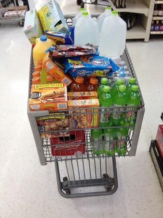 Caddy Walmart