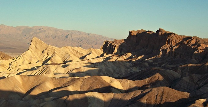 Climat de Death Valley