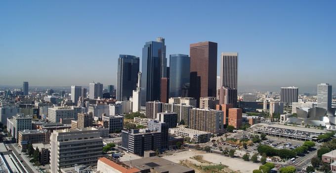 Climat de Los Angeles