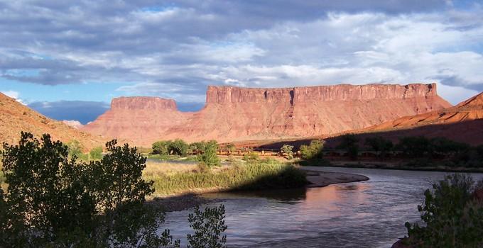 Climat de Moab en Utah