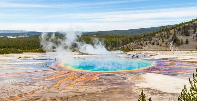 Climat du Yellowstone