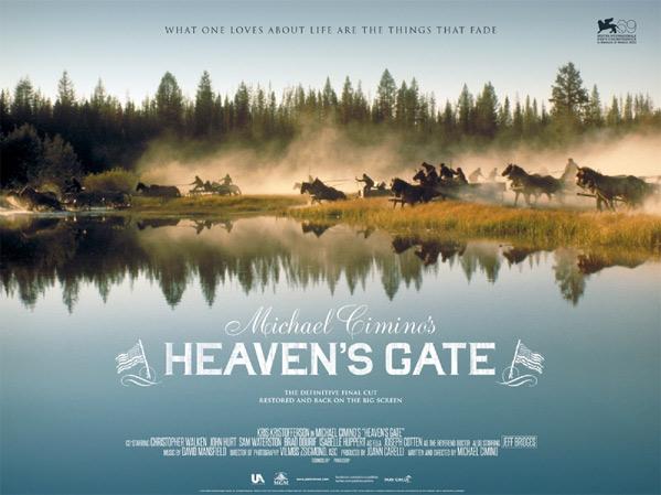 Affiche film La Porte du Paradis