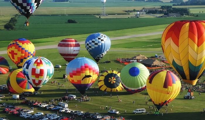 Lincoln Balloon Festival
