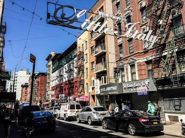 Little Italy New York