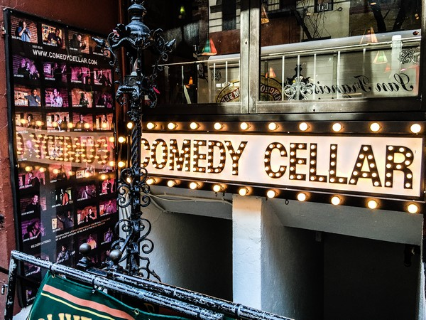Comedy Cellar New York
