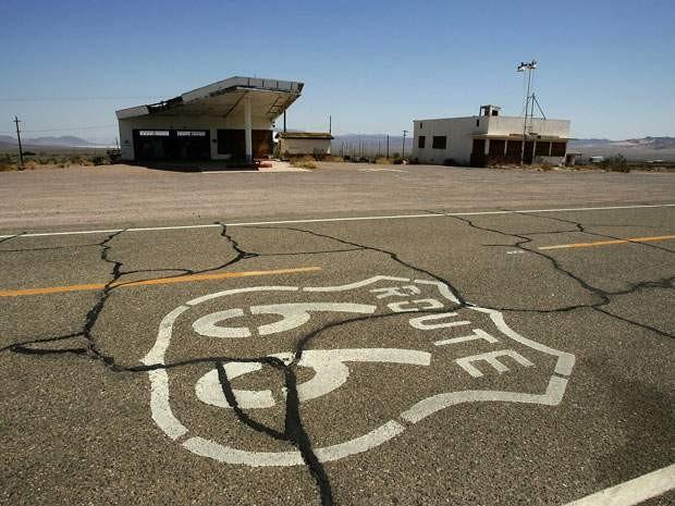 Route 66 années 80