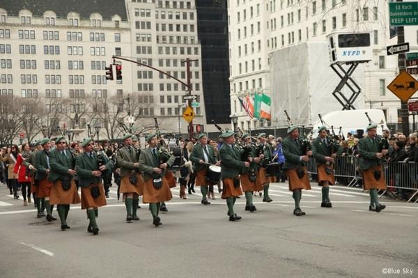 St Patrick New York