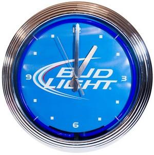 Horloge néon Bud Light