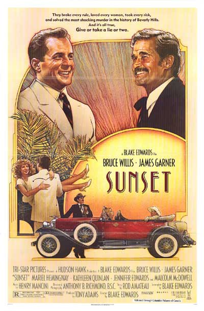 Affiche film Sunset