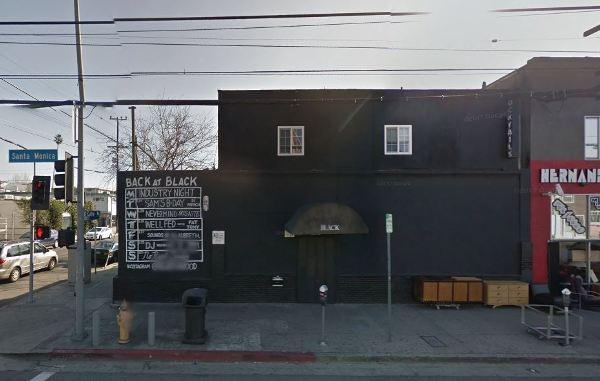 Black Santa Monica