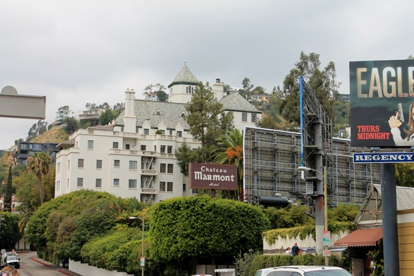 Château Marmont Hollywood