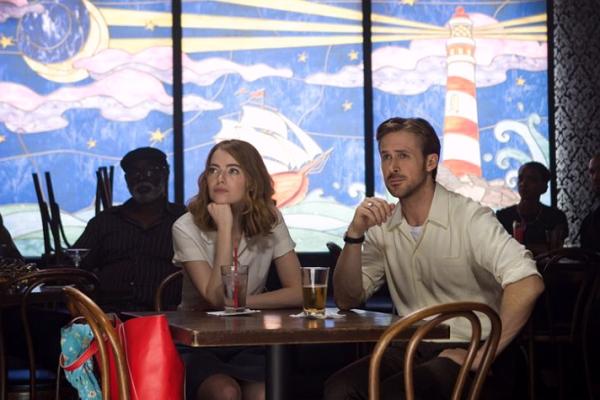La La Land Lighthouse Cafe Hermosa Beach