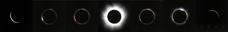 Eclipse de soleil de 1999 en France