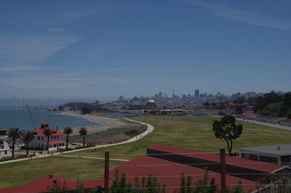 49 mile Scenic Drive San Francisco