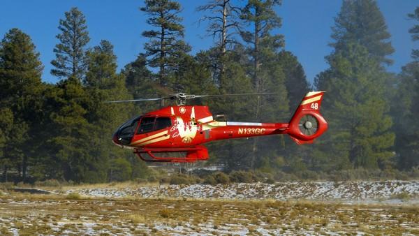 Hélicoptère EcoStar Grand Canyon