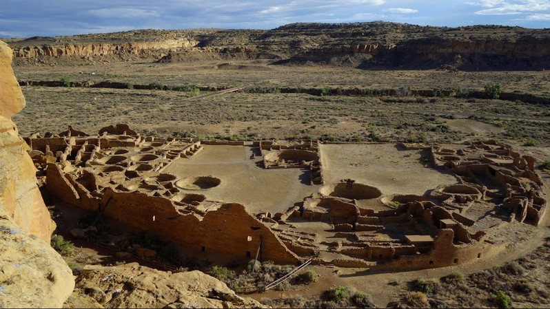 Chaco Culture National Historical Park Nouveau-Mexique