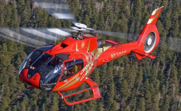 Hélicoptère Eco Star