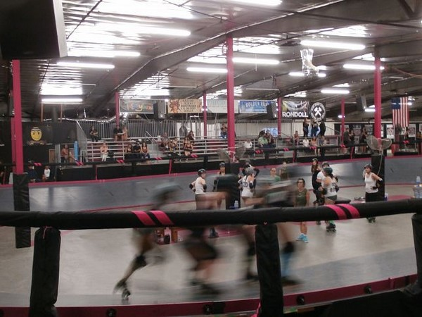 Roller Derby Los Angeles