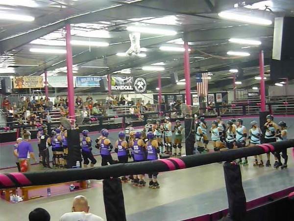 Roller Derby Los Angeles