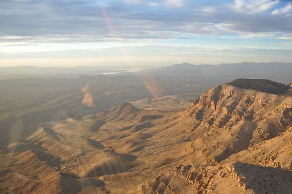 Survol Grand Canyon West