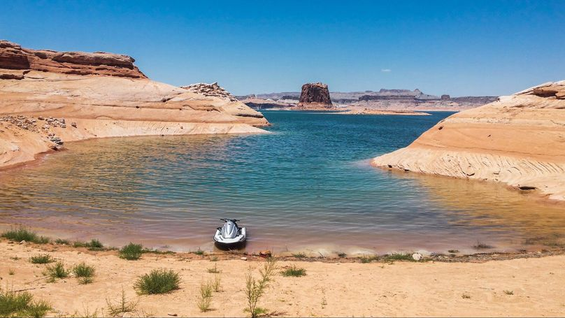 Visiter la Glen Canyon National Recreation Area Utah Arizona